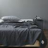 블랜드 3중거즈 여름이불 다크차콜 (145x220)