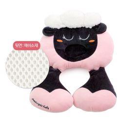 [굿나잇베이비] 넥필로우 샤이핑크
