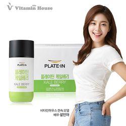 플레이틴 단백질 쉐이크 케일베리 1세트(10병입)