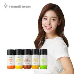 플레이틴 단백질 쉐이크 셀렉션 1세트(5병입)