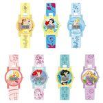 디즈니 프린세스 로열 손목시계 (캡슐토이)
