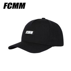 [FCMM] 러버 로고 베이스볼 캡