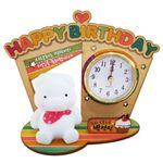 [캐릭터우드DIY] 생일축하해+LED동물추가