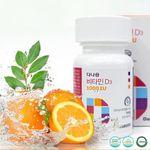 다나음 비타민 D3 1000IU 오렌지맛