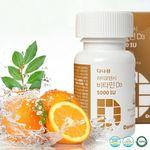 다나음 비타민D3 5000IU 오렌지맛