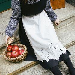 플로렌스 하프 에이프런 : Florence half apron