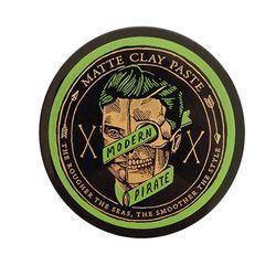 [왁스] Modern Pirate Matte Clay Paste