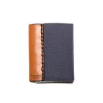 Leather 1.0 Wallet GRAY