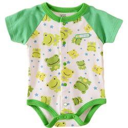 개구리병아리 반팔 바디슈트(3-24개월)300049