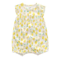 레몬 썸머롬퍼슈트(3-24개월)300053