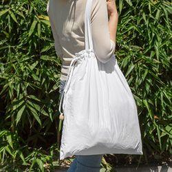 나무 방울 쇼퍼 백(에코백보다 큰 사이즈)