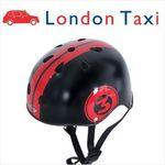 런던택시 헬멧 ABS(미니실버미니레드)