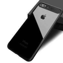 Mcdodo 듀얼 클리어 범퍼 아이폰8 7케이스