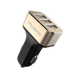 차량용 3 USB 포트 고속 충전기