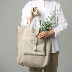 [The Zero] P.1 eco bag (calm Ivory)