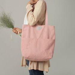 [The Zero] P.2 eco bag (shine pink)