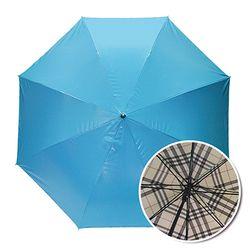 인사이드체크 스카이 자동장우산 UV차단 양우산