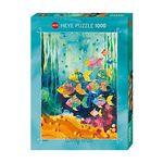 1000조각 직소퍼즐 - 오색 물고기 (HE29779)