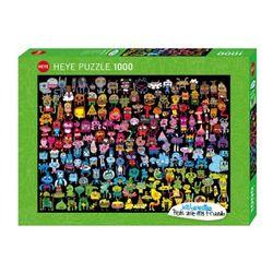 1000조각 직소퍼즐 - 무지개 두들 (HE29786)
