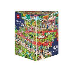 1000조각 직소퍼즐 - 강아지 쇼 (HE29788)