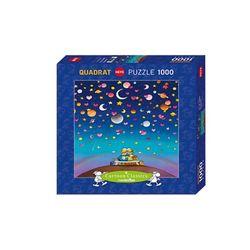 1000조각 직소퍼즐 - 하늘을 바라보며 (HE29800)