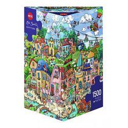 1500조각 직소퍼즐 - 행복한 마을 (HE29744)