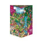 1500조각 직소퍼즐 - 울창한 숲 (HE29792)