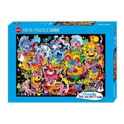 2000조각 직소퍼즐 - 사이키 두들릭 (HE29767)