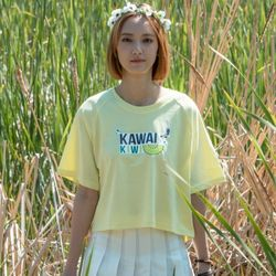Kiwi T-Shirts Lemon (SA20600617B)