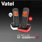 [바텔] VT-D3000 발신자표시 고음질 무선전화기