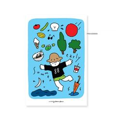 [1300K단독] 더리코더팩토리 월간굿즈 vol 2 (12종 패키지)