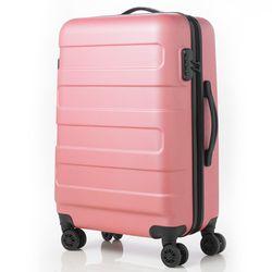 런던 캐리어 24인치 핑크 수하물용