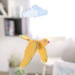 [버드힐링모빌 시즌2] 날갯짓하는 새모빌 노랑새