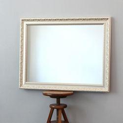 와이드벽거울 750실버-930x730
