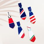 Tie tag 타이택 - 국기 시리즈 ver.2