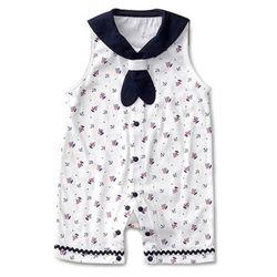 귀여운 마린보이 나시 우주복(80-100) 300061