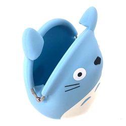[이웃집 토토로] 실리콘 동전지갑(토토로 블루)
