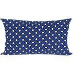 30 basket blue cushion