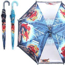스파이더맨 거미줄 53 두폭POE 우산