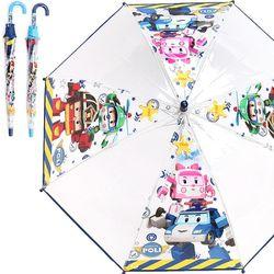 로보카폴리와 친구들 50 투명 우산
