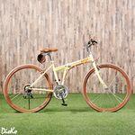 [조립 발송] 2017 911 - 접이식하이브리드 자전거
