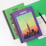 1-4 GRID NOTE BOOK
