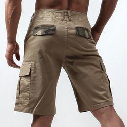 그린바나나 Black Wing Cargo Shorts