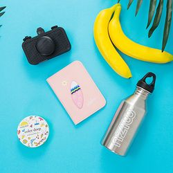 TROPICAL PASSPORT CASE