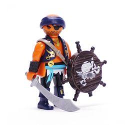 플레이모빌 프렌즈 해적과 방패(9075)