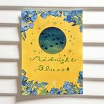 메모패드 - 블루아이리스