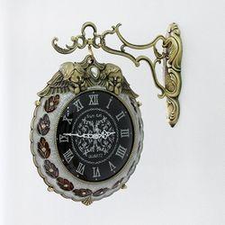 데일리데코 미카엘 양면시계