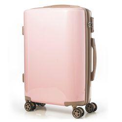 글로시 파스텔 캐리어 딜라이트 핑크 20인치 기내용