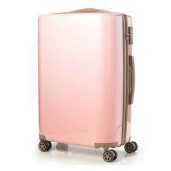 글로시 파스텔 캐리어 딜라이트 핑크 24인치 수하물용