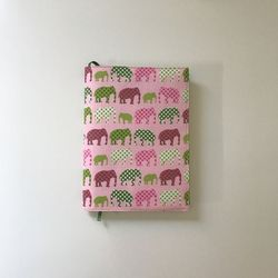 핑크코끼리북커버